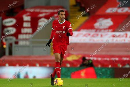 Stock Image of Joel Matip of Liverpool