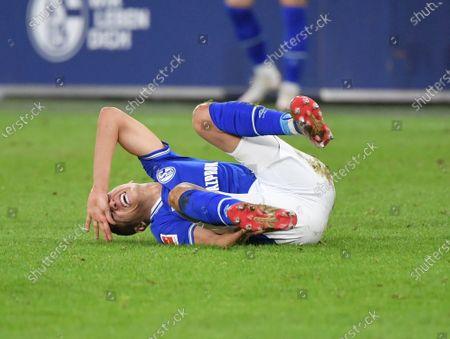 Stock Image of Amine Harit (Schalke 04)