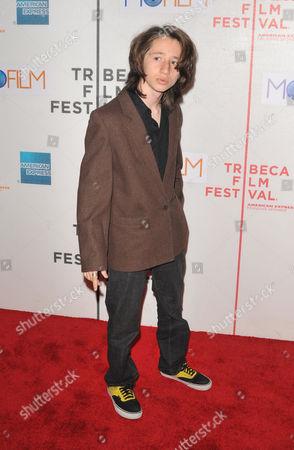 Editorial picture of 'Beware the Gonzo' film premiere, Tribeca Film Festival, New York, America - 22 Apr 2010