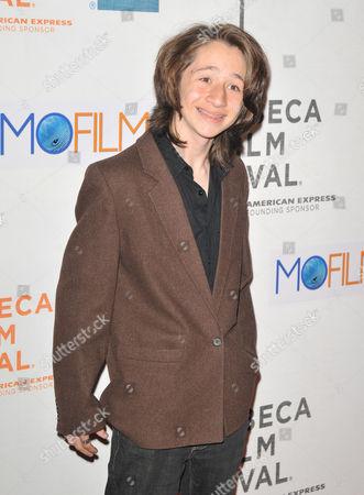 Editorial photo of 'Beware the Gonzo' film premiere, Tribeca Film Festival, New York, America - 22 Apr 2010