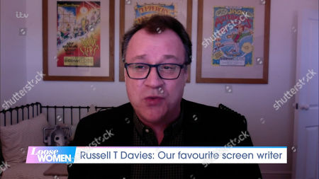 Stock Image of Russell T Davies