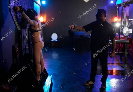 Editorial image of BDSM dungeon reopens after relaxation in lockdown restrictions, Johannesburg, South Africa - 23 Dec 2020