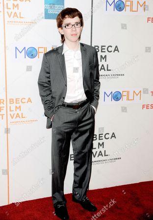 Editorial image of 'Beware the Gonzo' film premiere, Tribeca Film Festival, New York, America - 22 Apr 2010