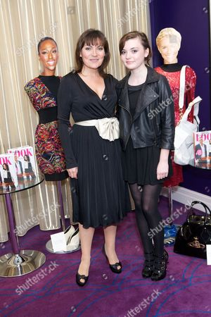 Lorraine Kelly and daughter Rosie Kelly