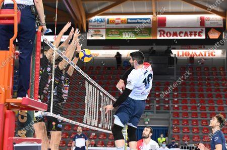 Stock Image of Filippo Lanza (Vero Volley Monza)