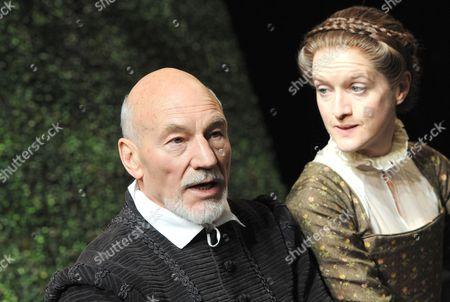 Editorial photo of 'Bingo' play at the Minerva Theatre, Chichester, Britain - 21 Apr 2010