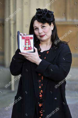 Tessa Ross awarded a CBE