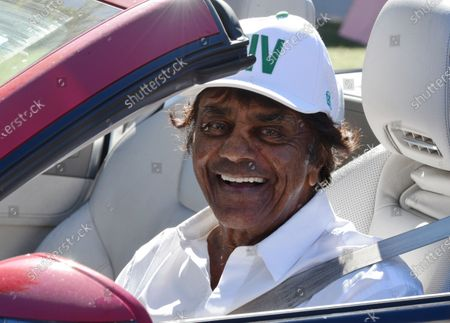 Exclusive - Johnny Mathis
