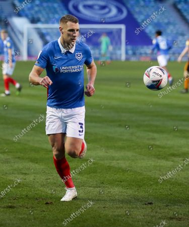 Stock Image of Lee Brown of Portsmouth