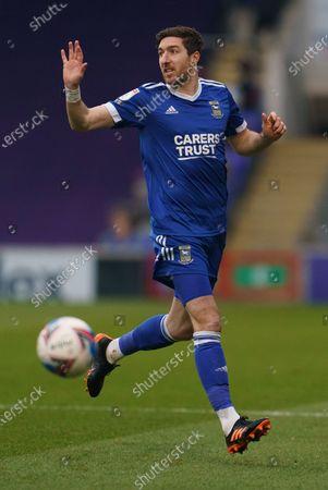 Stephen Ward of Ipswich Town (3)