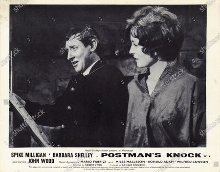 Spike Milligan, Barbara Shelley