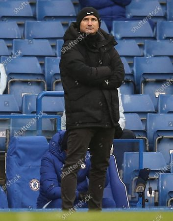 Frank Lampard manager of Chelsea