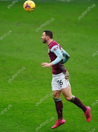 Stock Picture of Phil Bardsley of Burnley