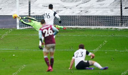 Editorial image of Fulham v Burnley, Emirates FA Cup, Fourth Round, Football, Craven Cottage, London, UK - 24 Jan 2021