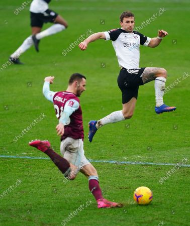Editorial picture of Fulham v Burnley, Emirates FA Cup, Fourth Round, Football, Craven Cottage, London, UK - 24 Jan 2021