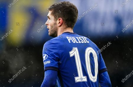 Christian Pulisic of Chelsea