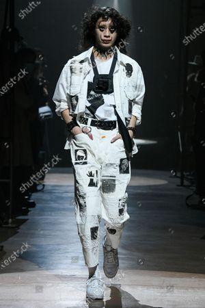 Kidill show, Runway, Paris Fashion Week Men's