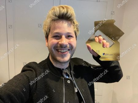 Stock Image of Max Helyer - You Me At Six have gone straight to Number 1 on the Official Albums Chart with SUCKAPUNCH