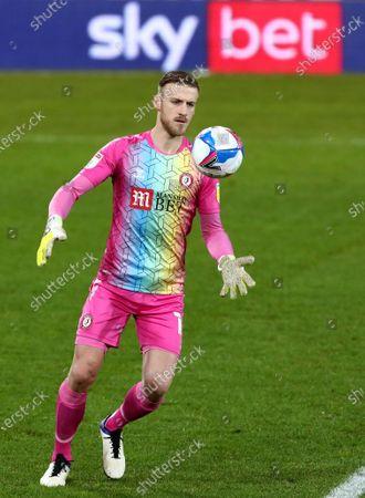 Daniel James Bentley of Bristol City