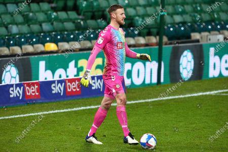 Stock Picture of Daniel James Bentley of Bristol City