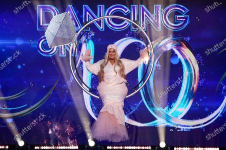 Editorial photo of 'Dancing On Ice' TV show, Series 13, Episode 2, Hertfordshire, UK - 24 Jan 2021