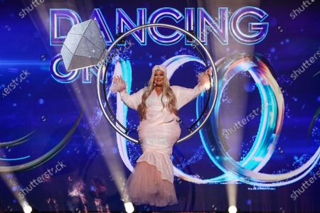Editorial picture of 'Dancing On Ice' TV show, Series 13, Episode 2, Hertfordshire, UK - 24 Jan 2021