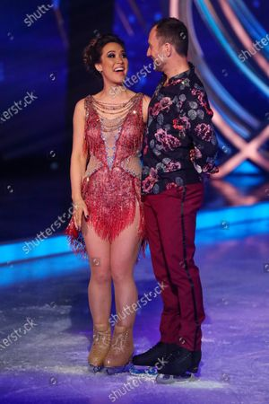 'Dancing On Ice' TV show, Series 13, Episode 2