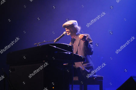 Editorial picture of Gil Scott-Heron in concert at the Royal Festival Hall, London, Britain - 24 Apr 2010