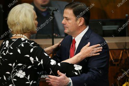 Editorial picture of Arizona GOP, Phoenix, United States - 13 Jan 2020