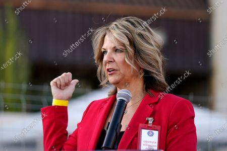 Editorial photo of Arizona GOP, Phoenix, United States - 18 Nov 2020
