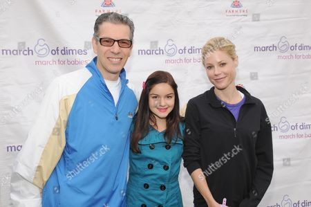 Editorial image of March of Dimes 2010 March For Babies, Los Angeles, America - 24 Apr 2010