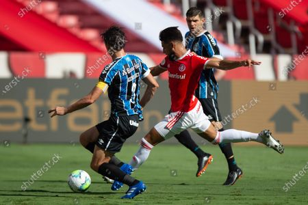 Editorial photo of Internacional v Gremio, Brazilian Serie A, Football, Beira Rio Stadium, Brazil - 24 Jan 2021
