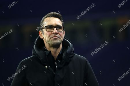 Stock Picture of Hertha's sports director Michael Preetz prior to the German Bundesliga soccer match between Hertha BSC and Werder Bremen in Berlin, Germany, 23 January 2021.