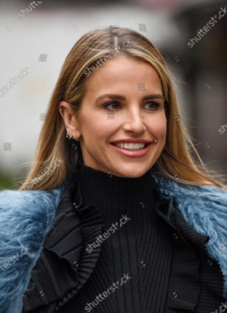 Editorial picture of Vogue Williams out and about, London, UK - 24 Jan 2021
