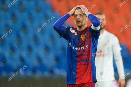 Editorial picture of FC Basel 1893 v FC Zurich, Basel, Switzerland - 23 Jan 2021
