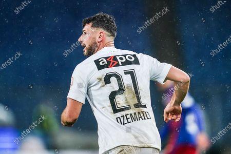 Comeback for # 21 Blerim Dzemaili (Zurich)