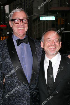 Stock Image of Scott Whitman and Marc Shaiman