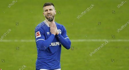 Editorial picture of FC Schalke 04 vs FC Bayern Munich, Gelsenkirchen, Germany - 24 Jan 2021