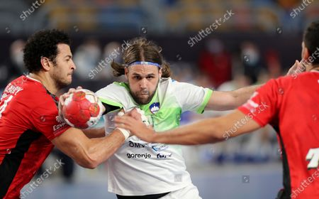 Editorial image of Men Handball World Championship 2021, Cairo, Egypt - 24 Jan 2021