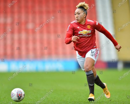 Lauren James (#16 Manchester United)