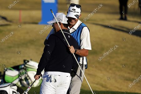Editorial photo of American Express Golf, La Quinta, United States - 24 Jan 2021