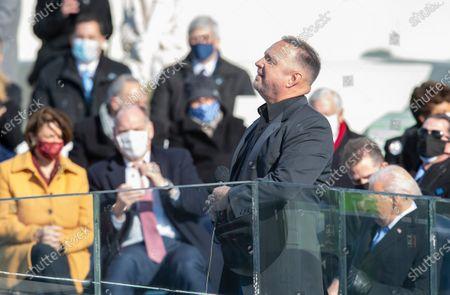Editorial picture of Inauguration of U.S. President Joe Biden and Vice President Kamala Harris, Washington, DC, USA - 20 Jan 2021