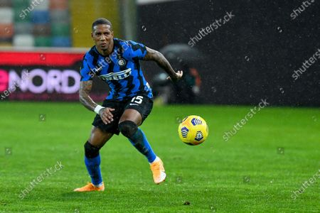 Ashley Young of Internazionale