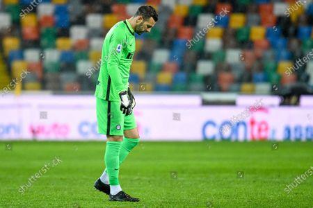 Samir Handanovic of Internazionale