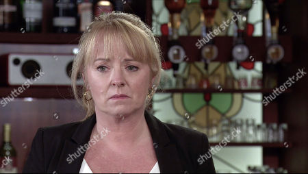 Coronation Street - Ep 10241 & Ep 10242 Friday 5th February 2021 Back home Rita's sympathetic whilst Daisy Midgeley reckons Jenny Connor, as played by Sally-Ann Matthews, should leave Johnny.