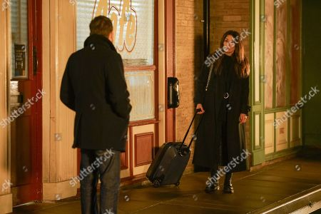 Coronation Street - Ep 10234 Wednesday 27th January 2021 - 2nd Ep As Ken administers Peter's whisky and Carla Connor, as played by Alison King, readies to leave for the weekend, Peter Barlow, as played by Chris Gascoyne, asks her not to go. Will Carla agree?
