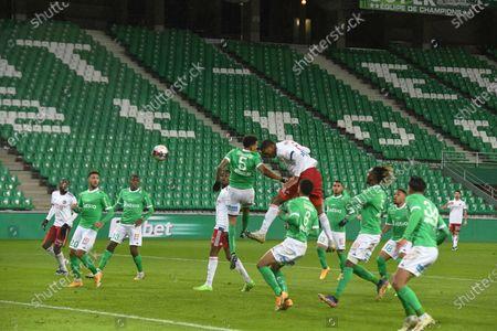 Marcelo defender Olympique Lyonnais scoring