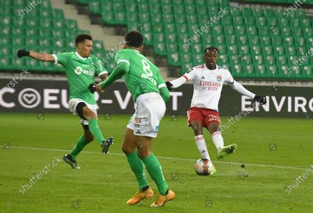 Tino kadewere Olympique Lyonnais scoring