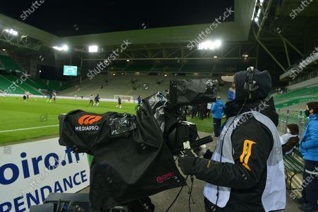 Mediapro cameraman