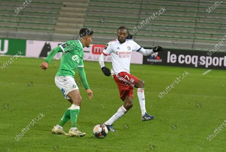 Toko Ekambi Olympique Lyonnais